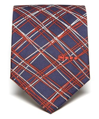 PRINTED POLYESTER TIE.
