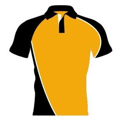 BESPOKE SPORTS BREATHABLE CUT AND SEW POLYESTER 170G POLO SHIRT.