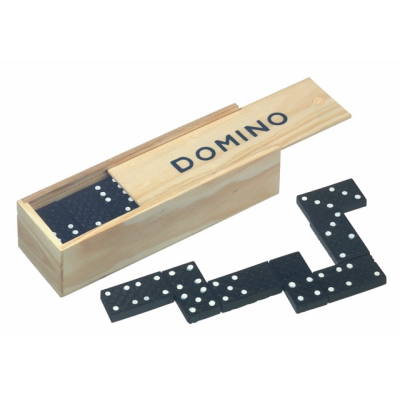 DOMINO SET GAME.