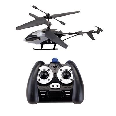 FLY AWAY RC HELICOPTER in Black & Silver.