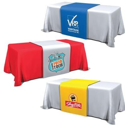 FABRIC TABLE RUNNERS.