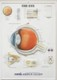3D ANATOMICAL CHART THE EYE.