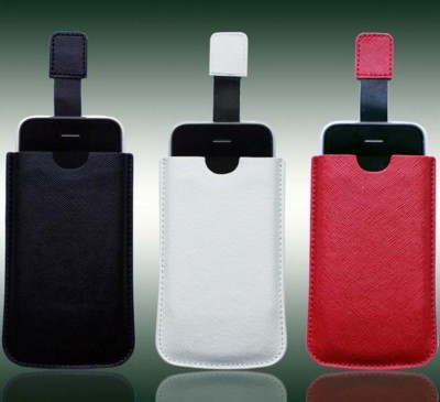LEATHER CASE FOR IPHONE.