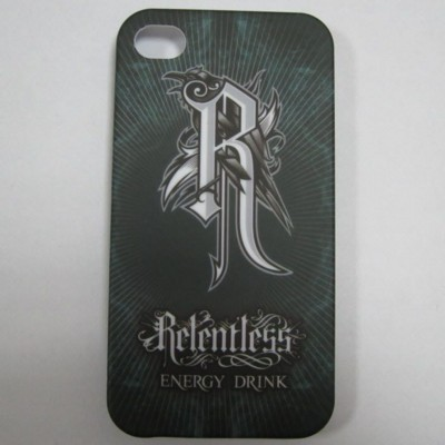 IPHONE CASE in Rubber Crystal.