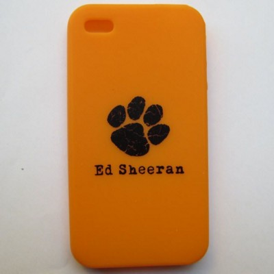 IPHONE CASE in Silicon.