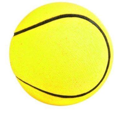 TENNIS RUBBER BALL.