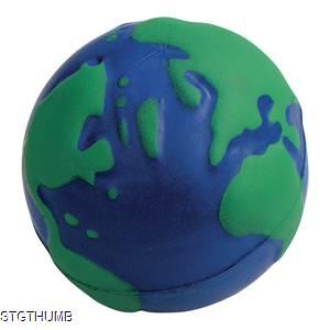 STRESS WORLD GLOBE.