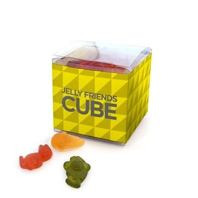 JELLY EASTER FRIENDS CUBE.