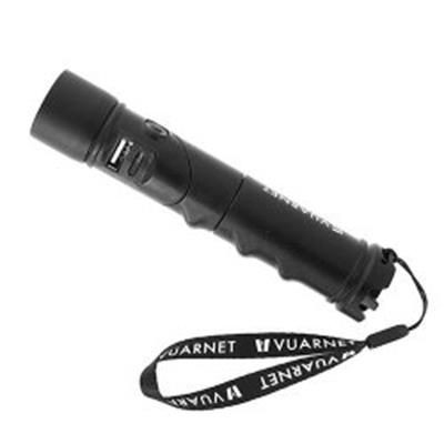 VUARNET CHARGER AND TORCH.