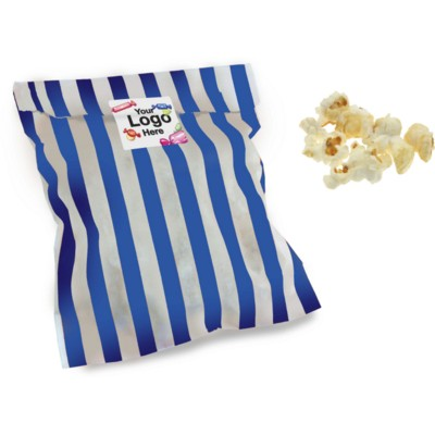 POPCORN in Candy Bag.