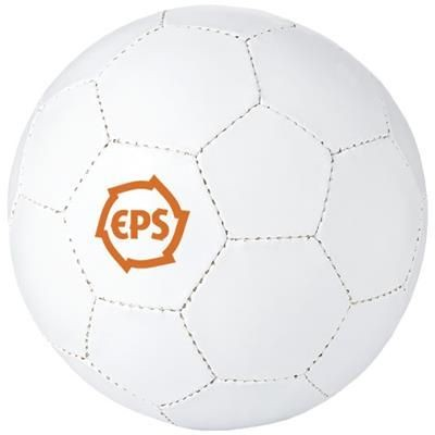 IMPACT SIZE 5 FOOTBALL in White Solid.