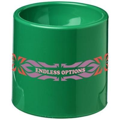 EDIE PLASTIC EGG CUP in Green.