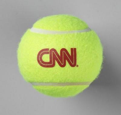 TENNIS BALL in Yellow.