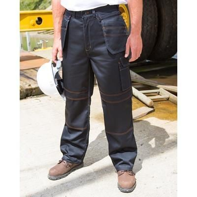 RESULT WORKGUARD LITE XOVER HOLSTER TROUSERS.