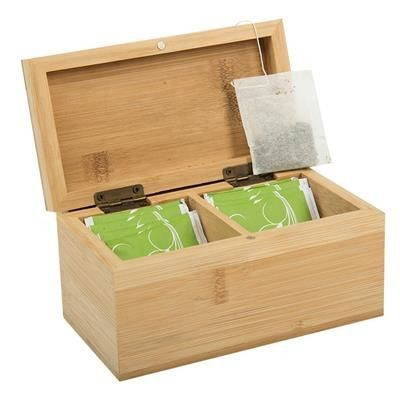 BOX FOR TEA BAGS.