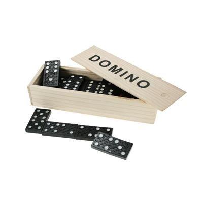 DOMINO GAME in Box.