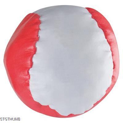 ANTI-STRESS BALL in Red.