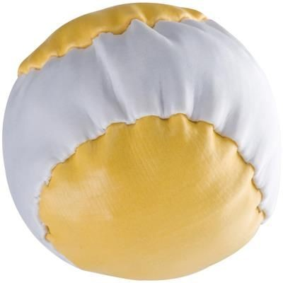 ANTI-STRESS BALL in Yellow.