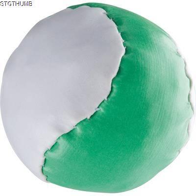 ANTI-STRESS BALL in Green.