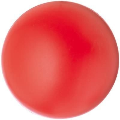ANTI STRESS SQUEEZE BALL in Red.