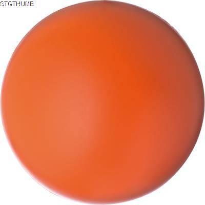 ANTI STRESS SQUEEZE BALL in Orange.
