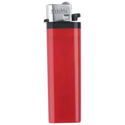 DISPOSABLE POCKET LIGHTER in Red.