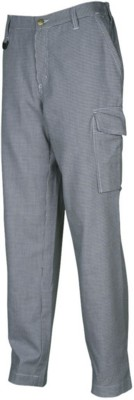 PROJOB LADIES CHEF TROUSERS WITHOUT FRONT PLEAT in Pepita.