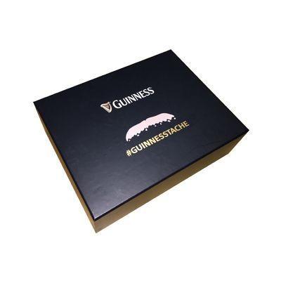 PRINTED PRESENTATION BOX.