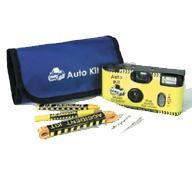 STANDARD AUTO ACCIDENT KIT in Soft Feel Pouch.