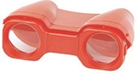 PLASTIC FOLDING POP UP BINOCULARS.