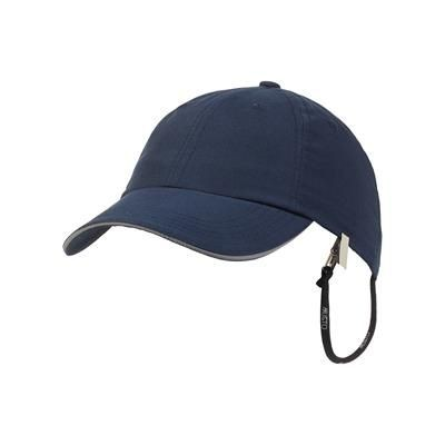 MUSTO CORPORATE FAST DRY CAP in Navy.