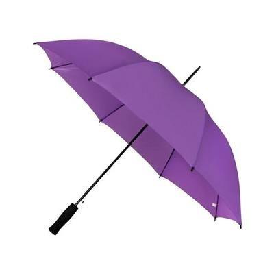 BUDGET WALKER in Purple.