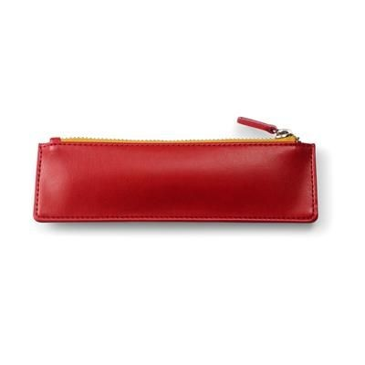 CROSS PEN POUCH with Trackr Bravo Gift Set in Crimson.