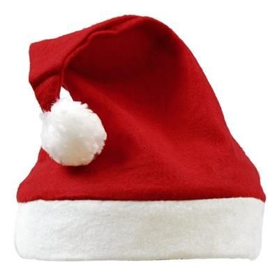 CHRISTMAS FATHER CHRISTMAS SANTA HAT.
