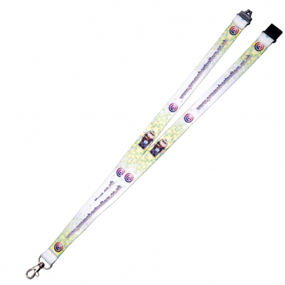 10MM DYE SUBLIMATION PRINT LANYARD.