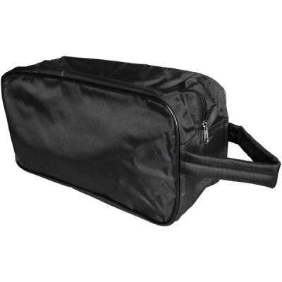 SHOE & BOOT BAG in Black.