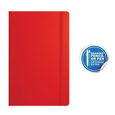 CASTELLI IVORY COLLECTION MATRA FLEXIBLE MEDIUM RULED NOTE BOOK.