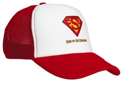 TRUCKERS MESH BASEBALL CAP.