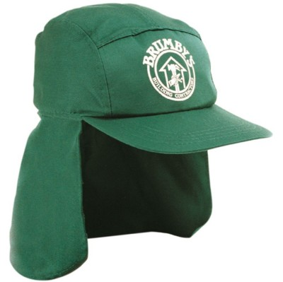 POLYCOTTON LEGIONNAIRE HAT.