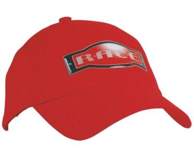 BRUSHED HEAVY COTTON & SPANDEX BASEBALL CAP.