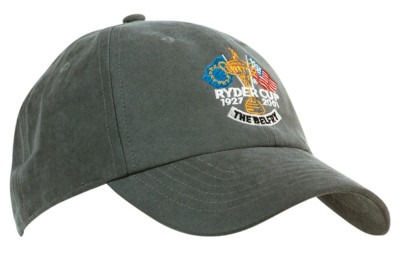 WATER RESISTANT POLYNOSIC BASEBALL CAP.