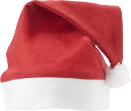 FELT CHRISTMAS HAT.