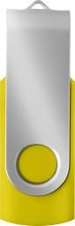 USB DRIVE 16GB with Twist Mechanism to Protect Plug.