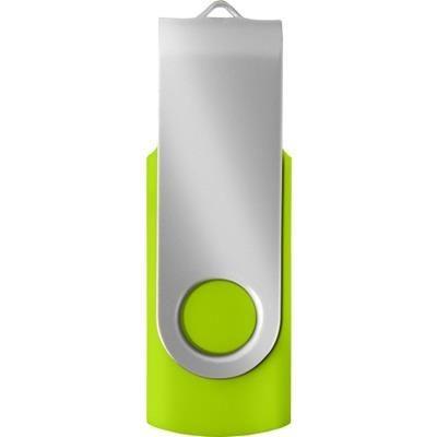 USB DRIVE 16GB in Green.
