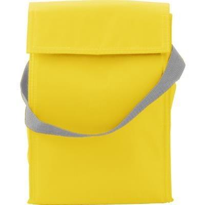 POLYESTER (420D) COOLER & LUNCH BAG.