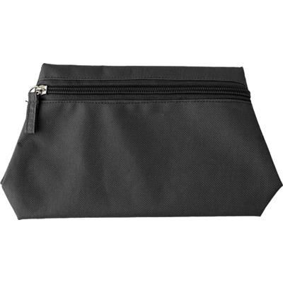 POLYESTER (600D) WASH BAG.
