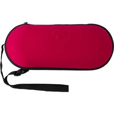 CAR EMERGENCY FIRST AID KIT in Red.