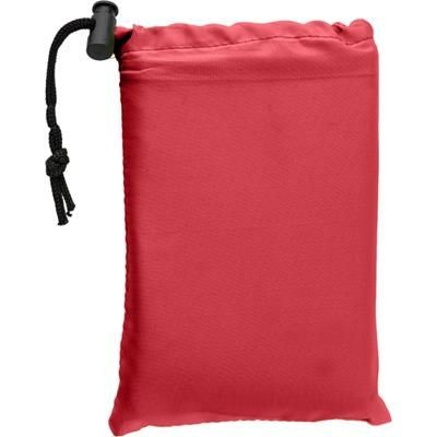 SOFT PADDED STADIUM CUSHION in Red.