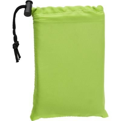 SOFT PADDED STADIUM CUSHION in Pale Green.