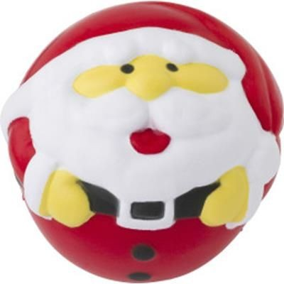 FATHER CHRISTMAS SANTA ANTI STRESS BALL.